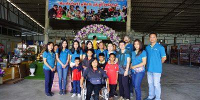 Group Lease donates to Luanta Noi Foundation